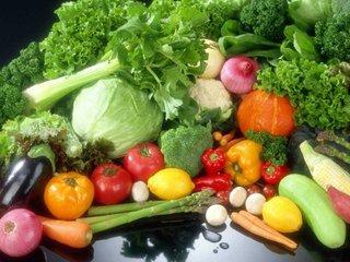 沟北有机蔬菜